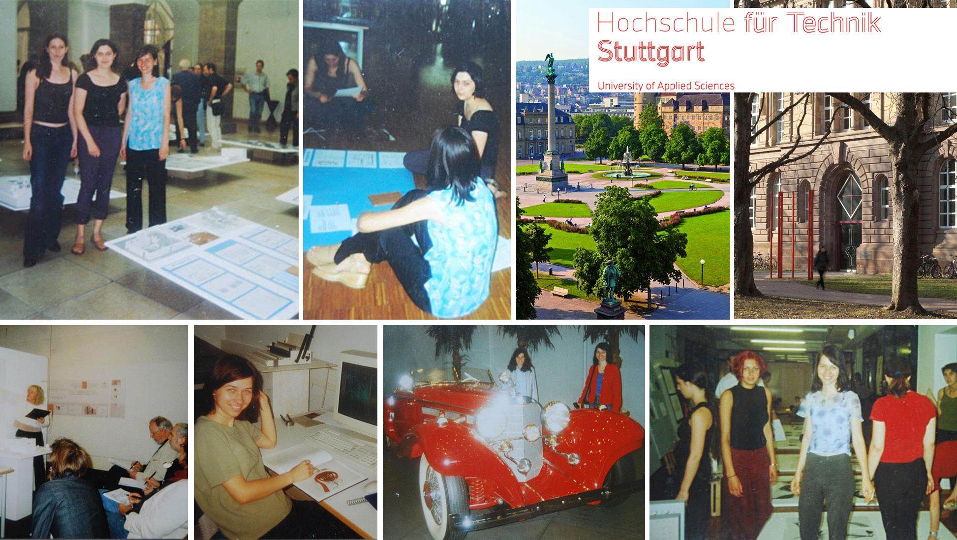 University of Applied Sciences, Stuttgart, Germany