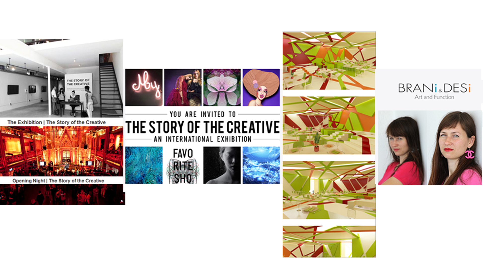 AT THE STORY OF THE CREATIVE 2013, NEW YORK CITY, USA